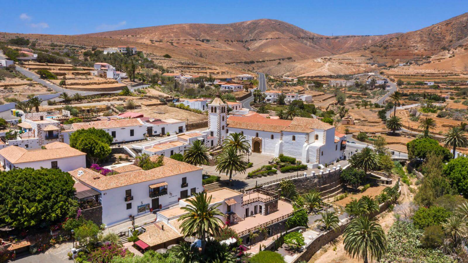 Betancuria Old Town | Hello Canary Islands