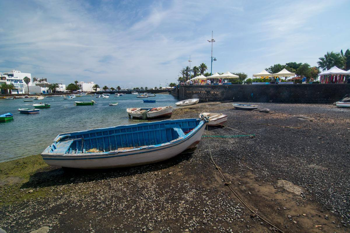 Lanzarote. Charco San Gines. 6933