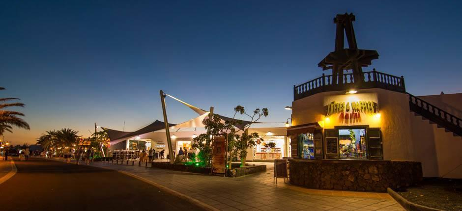 Costa Teguise. Holiday destinations in Lanzarote