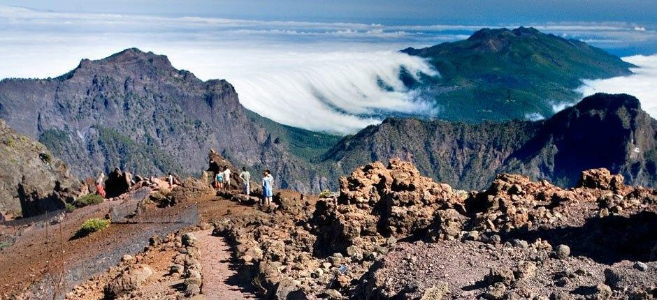 Roque de los Muchachos Viewpoint, Viewpoints in La Palma