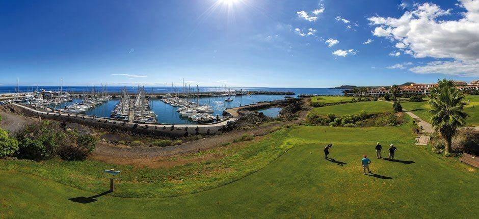 Amarilla Golf & Country Club, Golf Courses of Tenerife