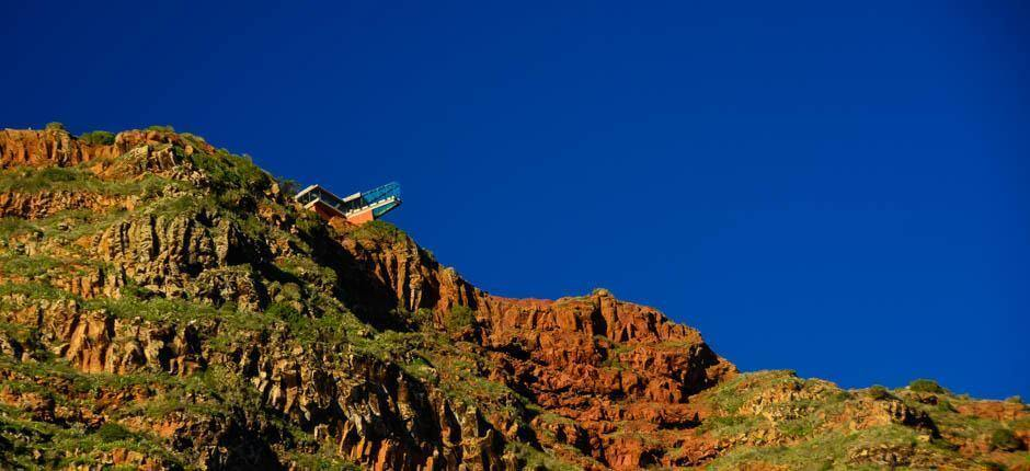 The Abrante Viewpoint. La Gomera